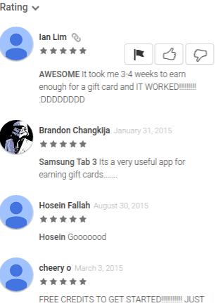 AppBounty - BountyBucks reviews