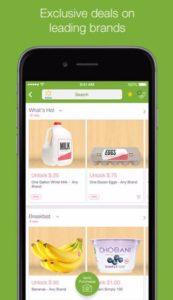 Ibotta Rewards app offer wall