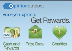 Paid Surveys from OpinionOutpost.com