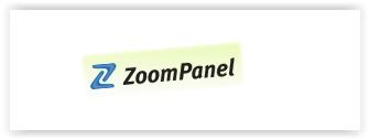 Zoom Panel Logo